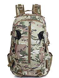 55 L Backpack Camping & Hiking Multifunctional Oxford