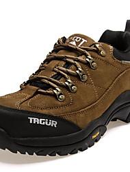 Wandern Damen Schuhe Wildleder Braun