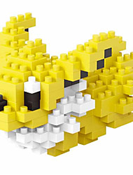 LNO Brand Jolteon ABS Super Mini 176 Pieces Diamond Blocks