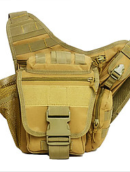5 L Umhängetasche Multifunktions Armeegrün Oxford