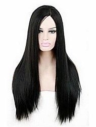 85CM Cosplay Wigs Young Long Straight Synthetic Hair Wig  Costume Party Wigs