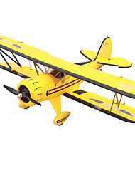 Dynam Waco YMF-5D 1:8 Brushless Electric 50KM/H RC Airplane 5ch 2.4G EPO Yellow RTF