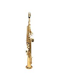 Alto Saxophone In Bb Electrophoresis Gold