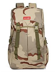 55 L mochila Acampar e Caminhar Multifuncional