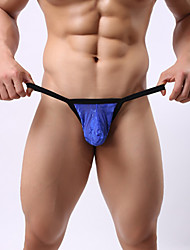 String Pour des hommes Polyester / Spandex