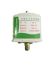 Switch Physical Measuring Instruments Type  Metal Material White Color