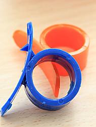 2 Удобная ручка Пластик Ножи для овощей и фруктов