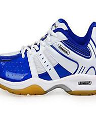 Unisex Athletic Shoes PU Lace-up Blue / Yellow Badminton / Tennis
