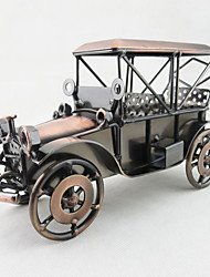 Handmade Wrought Iron Vintage Car Models To Do The Old Retro Decoration New Special Gift Photography Props