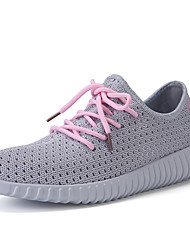 Running Women's Fashion Shoes Hollow Out Breathable Casual Athletic Shoes Running Shoes EU 35-39