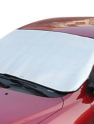 Baumwollperlgarn Schneeblock Sonne Isolierung Sonnenschirm 140 * 70cm