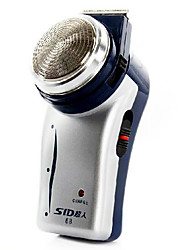 Electric Shaver Men Face Electric Low Noise Stainless Steel SID