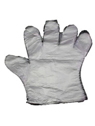 Disposable Gloves Health Gloves 3000 / Box Transparent Plastic Gloves