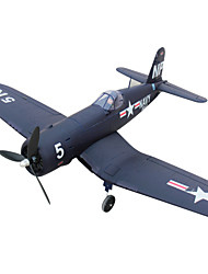 Dynam F4U Corsair 1:8 Brushless Electric 50KM/H RC Airplane 5ch 2.4G EPO Black RTF