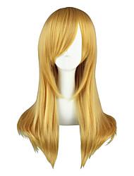 Parrucche Cosplay-Aika S. Granzchesta-Yu-Gi-Oh-60-Oro