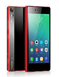 "Lenovo Z90-7 5.0 "" Android 5.1 Smartphone 4G ( Double SIM Huit Cœurs 16MP 3GB + 32 GB Rouge )"