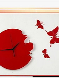The Butterfly Artistic Wall Clock