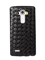 TOP Plastic+PU Case For LG K10/K7/G5/G4 Wood Crocodile Snake Pattern Vintage Phone Cover Shell