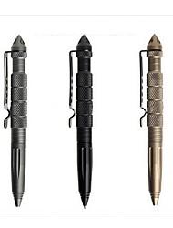 Тактика обороны атаки металлическое перо с шариковой ручкой многофункциональная открытая тактика побег вольфрама стальной ручкой