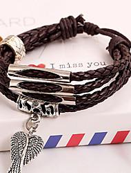 Unisex Vintage Leather Bracelet