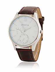 Women's Fashion Analog Display Strap Quartz Watch