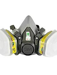 3m-6200 + 6003 a indústria química e respiradores especiais anti-poeira máscara de vapores orgânicos