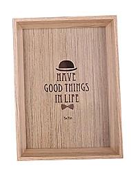 6 дюймов Хомбург шаблон деревянные фоторамки