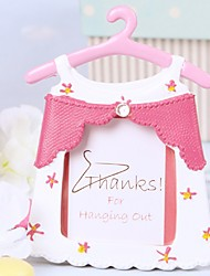 Baby Girls Photo Frame Favors Beter Gifts® Baby Birthday Keepsakes