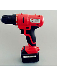 18V Lithium Rechargeable Electric Drill Rechargeable Electric Screwdriver Multifunctional Pistol Drill