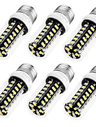YouOKLight 6PCS High Luminous E27 E12 110V 42*SMD5733 LED Corn Bulb 5W Spotlight LED Lamp Candle Light