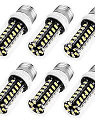 5W E14 / E26/E27 LED a pannocchia T 42 SMD 5733 400 lm Bianco caldo / Luce fredda Decorativo AC 220-240 V 6 pezzi