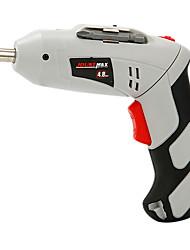 4.8v chave de fenda elétrica multifuncional recarregável perfurador elétrico chave de fenda elétrica set