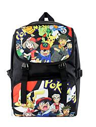 Cartoon Game Pocket Little Monster Backpack Bag-D