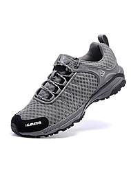 Zapatos Sneakers Tejido Gris Hombre