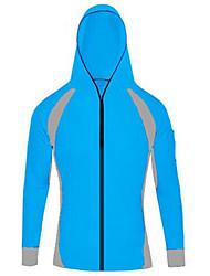 Tops Pesca Unisex Impermeable / Transpirable / Secado rápido / Listo para vestir / Antiestático / AntibacterianoPrimavera / Verano /