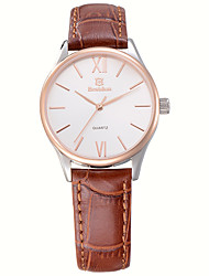 Bestdon® Lady/Women's Business Fashion Vintage Leather Belt Japanese Quartz Water Resistant Wristwatch