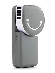 criativa usb portátil atualização fã rosto recarregável ventilador ventilador / ar condicionado fã mini ventilador