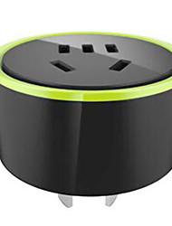mini-prises de contrôle pro intelligents sans fil pour la maison intelligente ac 100v-240v