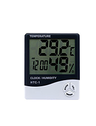 Indoor And Outdoor Electronic Temperature And Humidity Meter Digital Thermometer