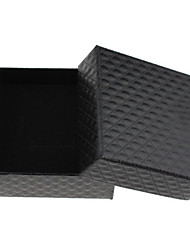 Black Paper Jewelry Box