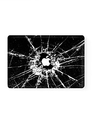 MacBook Retina Front Decal  Laptop Sticker Broken for All Macbook