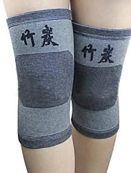 Joelheira Apoio Sports Vestir fácil / Térmica / Warm / Protecção Fitness Cinzento