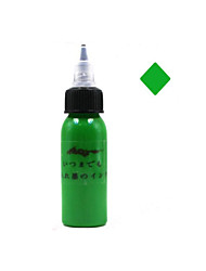 Dark Green Tattoo Pigment Series(1*30ML)
