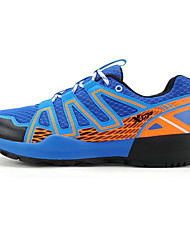 Velvet Rubber Wear Non-slip Cushioning Man Running Shoes