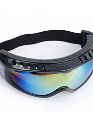 Sponge Men And Women Radiation Protection Goggles Riding Mountaineering - Colored Ski Goggles