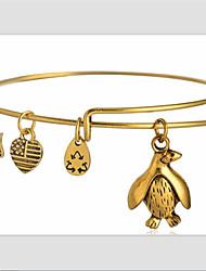 Penguin Pendant Bracelet