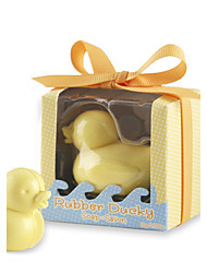 Beter Gifts® Recipient Gifts - Yellow Ducky Soap Baby Birthday Party Favors Inspirations
