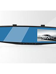 Registratore HD Registratore specchietto retrovisore auto di guida (senza scheda di memoria)