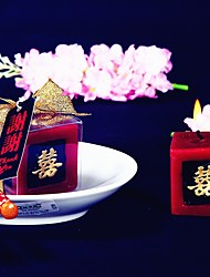 Bridesmaids / Bachelorette / Recipient Gifts Beter Gifts® Chinese Happily Ever After Candle Wedding décor Favors