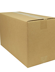 Brown Color Packaging & Shipping 10# Five Layer Hard Packing Boxes A Pack of Thirteen